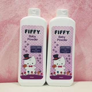 Fiffy Baby Powder