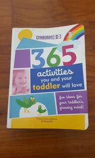 Gymboree 365 Activities for Baby