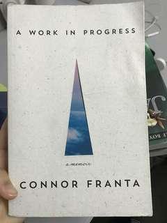 Preloved a work in progress by Conner Franta