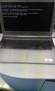 New *Dell Gaming 7567 Laptop (Ready Stock)