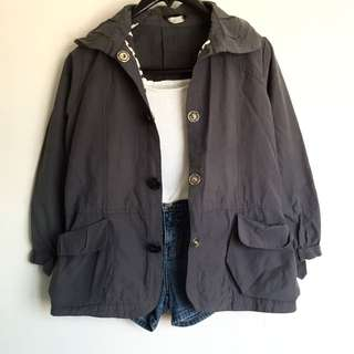 Parka Coat (nice to fit)