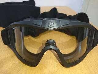 Revision Asia Locust Fan Goggles 護目鏡,wargame , airsoft用