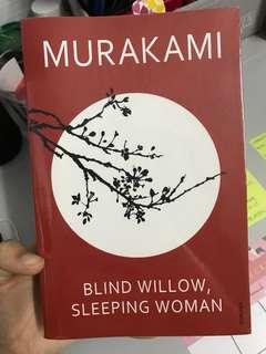 Blind willow sleeping woman by Murakami Huraki
