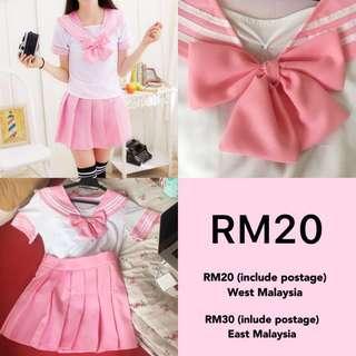 Pink Sailor Fuku