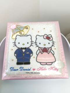 Hello Kitty 結婚音樂相簿