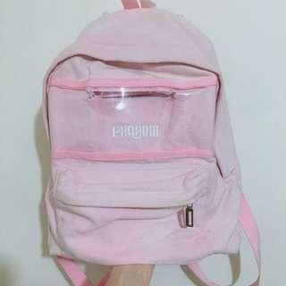 🚚 【日系】軟妹必買的粉紅後背包💕