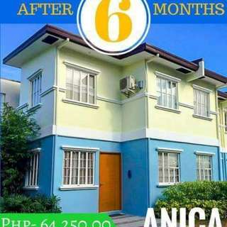 Anica House model rent to own