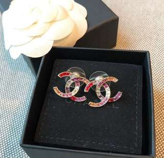 Chanel Studded Earring [ AUTHENTIC ]