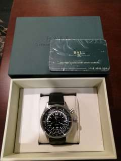 Ball Engineer Master II Diver Worldtime Watch