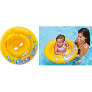 Pelampung Intex My Baby Float