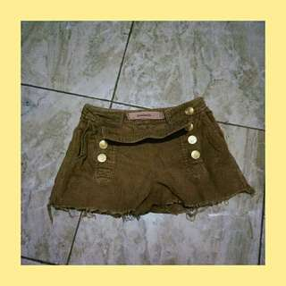 Hotpants brown
