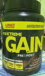 Xtreme mass gain