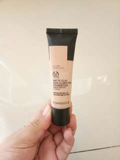 Foundation the body shop