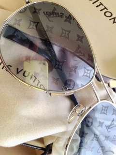 Original & Genuine Louis Vuitton Sun Glasses