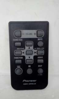 Pioneer stereo remote
