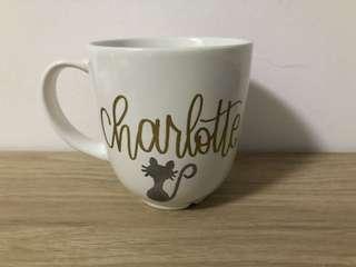"Mug- ""CHARLOTTE"""