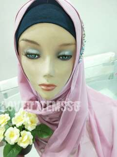 HandSewn 1Face Tudung (1pc each only)