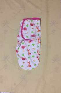 Baby Girl Swaddle for Newborn