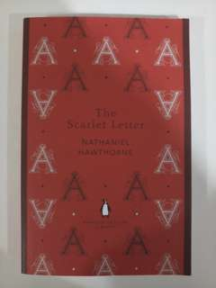 The Scarlet Letter A-Level Exam Text