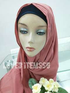 HandSewn 1Face Tudung (1pc only)