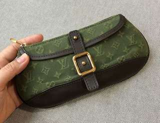 LV Minilin Pouch [ Authentic]