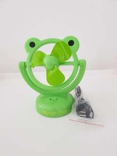 *bn* USB fan frog fan