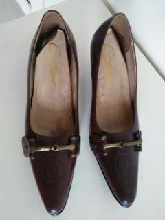 TURUN HARGA! PRELOVED AUTHENTIC CARTIER PUMPS