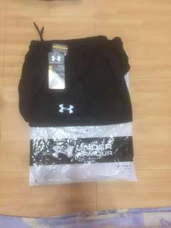 Under Armor track pants all sizes available