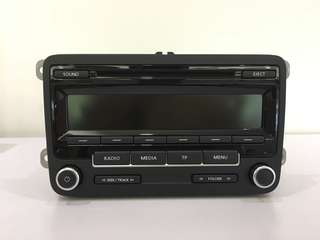 Volkswagen Original Radio Head unit RCD 310