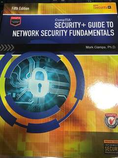 CompTIA security+ guide