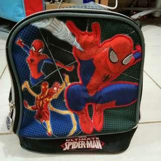 Spiderman Lunch Box Bag