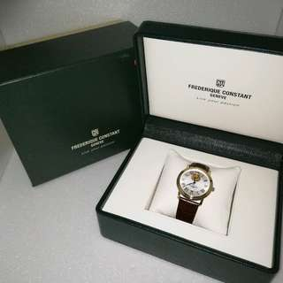FREDERIQUE CONSTANT CLASSIC HEARTBEAT BRAND NEW