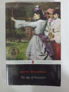 The Age of Innocence A-Level Exam Text