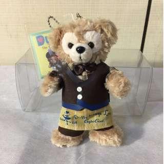 【現貨】日本東京迪士尼 達菲熊Duffy站姿吊飾