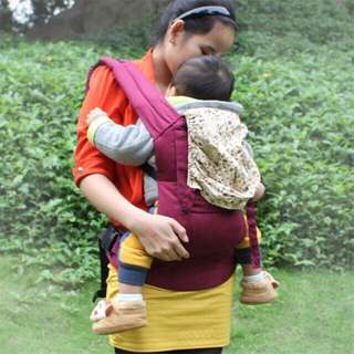 ERGONOMIC COMFORT BABY CARRIER