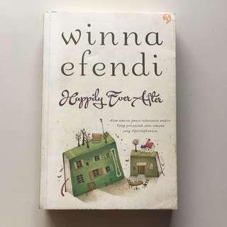 (Novel gagasmedia) happily ever after - winna efendi