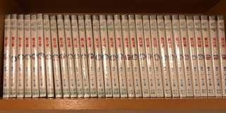 (絕版珍藏-請出價)叮噹漫畫全套第1至44卷(大部分為第一版)