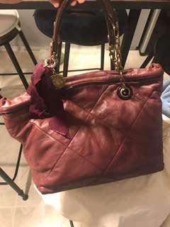 85%new lanvin bag