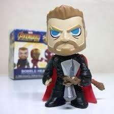 (Thor or Ebony Maw) Marvels avengers infinity war bobble head mystery mini