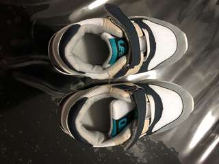 Boy shoes - casual sneakers, inner sole - 15cm