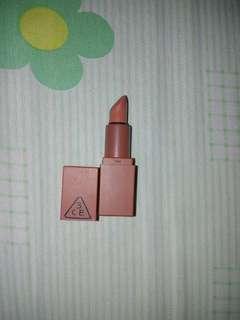 Mini 3CE Mood Recipe Lip Color.