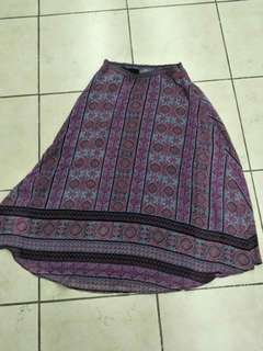 Like Mynded Maxi Skirt