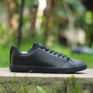 Adidas Neo Advantage Triple Black Original