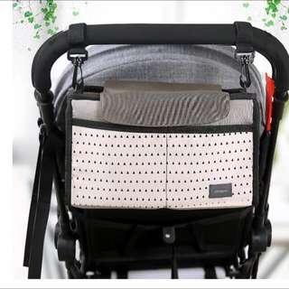 Stroller bag cum sling bag