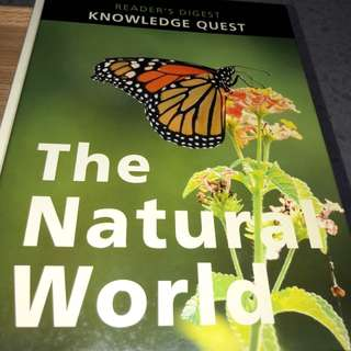 Knowledge Quest : The Natural World