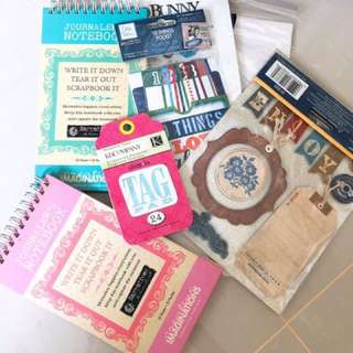 Scrapbooking Embellishment and Accessories