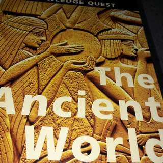 Knowledge Quest : The Ancient World