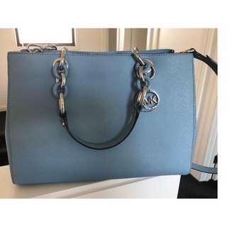 Genuine Michael Kors Cynthia medium satchel