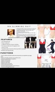 Xxs Malia Mellia slimmimg suits short sleeves for raya on promo now!!
