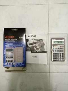 Aurora Financial Calculator